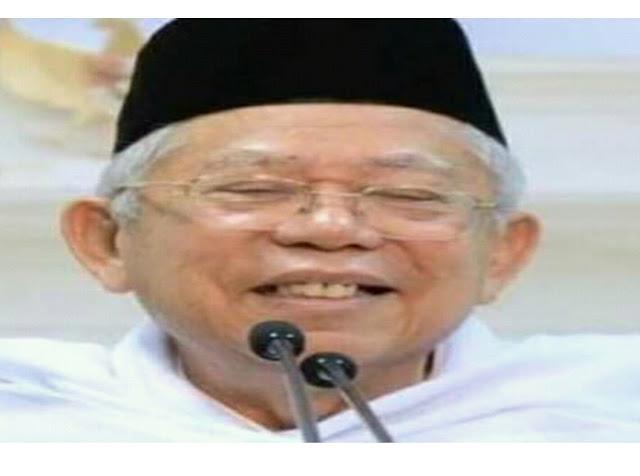 KH Ma'ruf Amin: Larangan Azan jika Jokowi Terpilih Adalah Hoaks