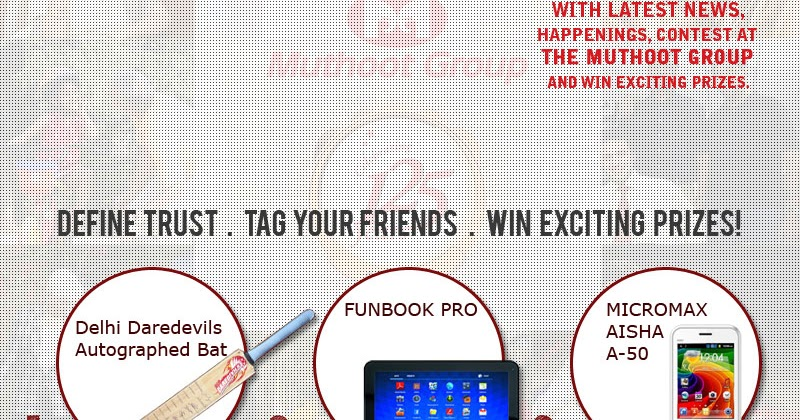 define sweepstakes contest define trust contest by muthoot group win 7056