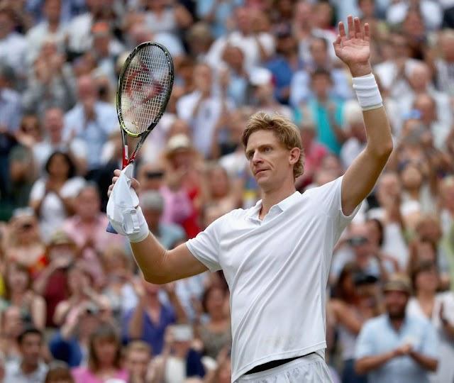 Anderson lần đầu vào chung kết Wimbledon sau trận đấu kéo dài 6 giờ với Isner.