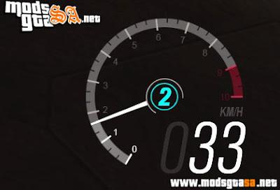 Novo Speedometer (Velocímetro)