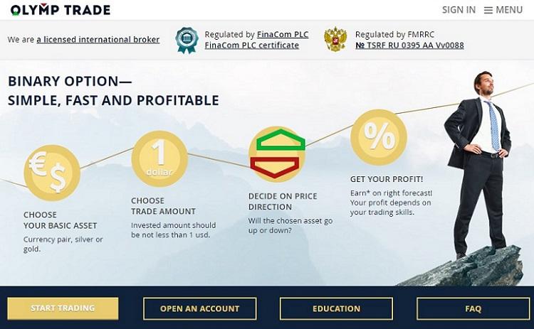 Olymptrade Scam Situs Tak Dapat Di Akses Apakah Penipuan