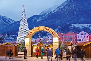 Innsbruck austria avusturya noel