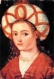 dreams beutiful: Belle Ukrainian harem of Sultan