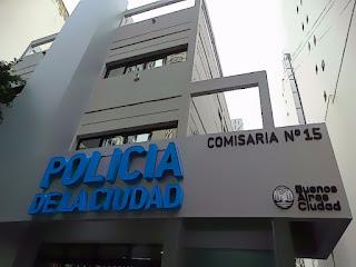 'Bombita' (Relatos Selvagens) - Suipacha, 1168, Buenos Aires