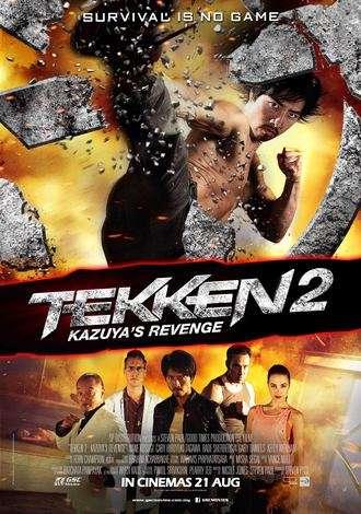 Tekken 2 Venganza Sangrienta DVDRip Latino