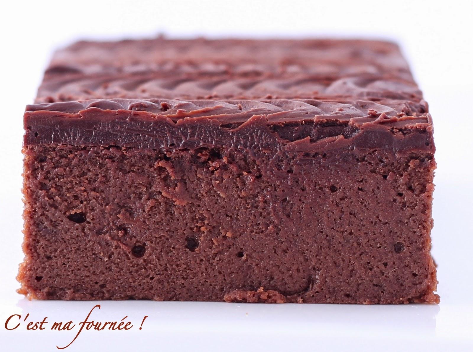 gateau brownies leger secrets culinaires g teaux et p tisseries blog photo. Black Bedroom Furniture Sets. Home Design Ideas