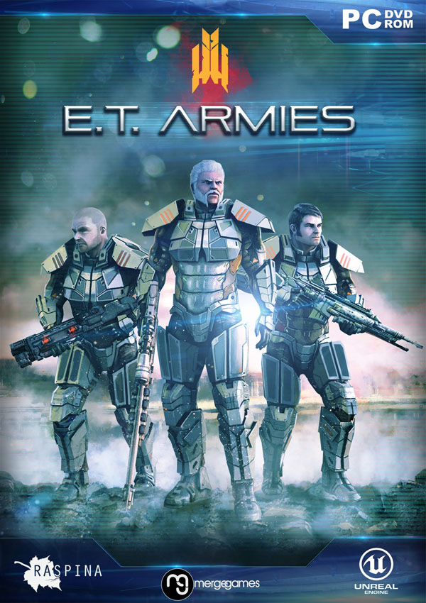 E.T. Armies Download Cover Free Game