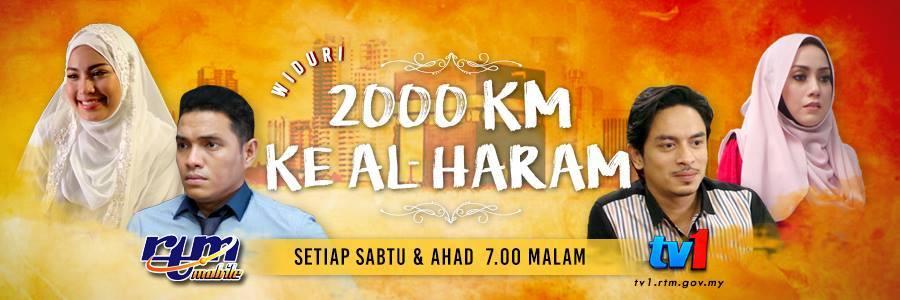 Drama 2000KM Ke Al-Haram (TV1)