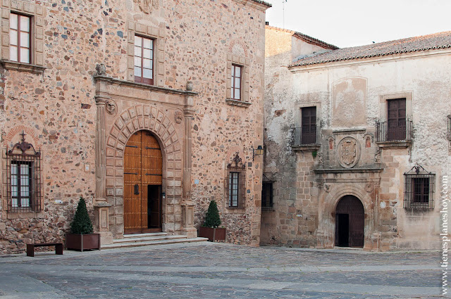 Palacio Episcopal Caceres