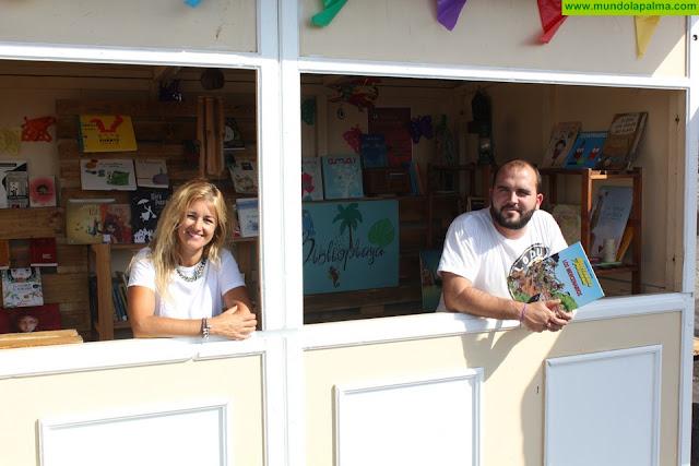 La Biblioplaya regresa a Santa Cruz de La Palma con el lema 'Océanos libres'