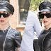 FOTOS HQ: Lady Gaga llegando a estudio en New York - 11/07/18