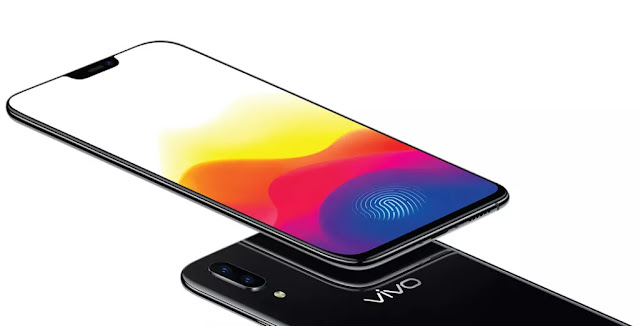 Vivo X23 dispatches with 6.41-inch show and 8GB RAM