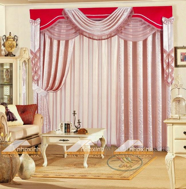 Mua rèm cửa vải đẹp với nhiều chức năng sử dụng