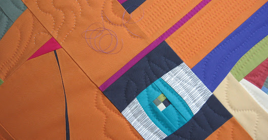 STUDIO NOTES---HAND QUILTING