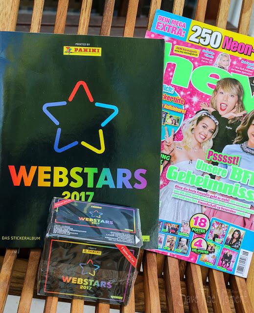 Hey Zeitschrift und WebStars Sammelheft