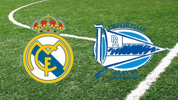 Real Madrid vs Alaves