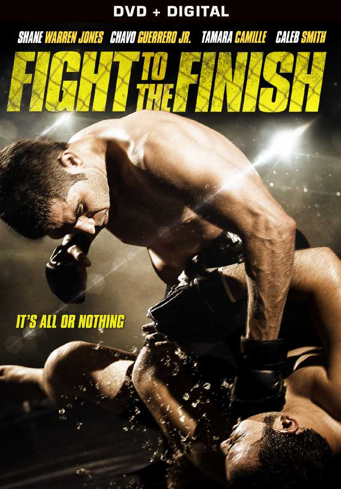 Fight to the Finish (2016) Movie Poster