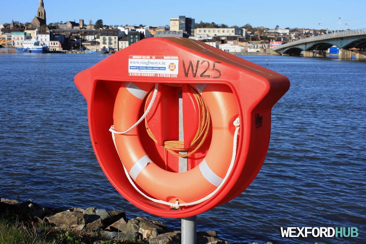Ringbuoy Wexford