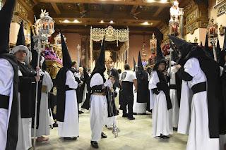 «Soledad en Jueves Santo», una prefiguración