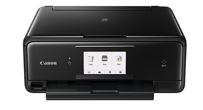 Canon Pixma TS8140 Driver Download | Manual | Wireless Setup