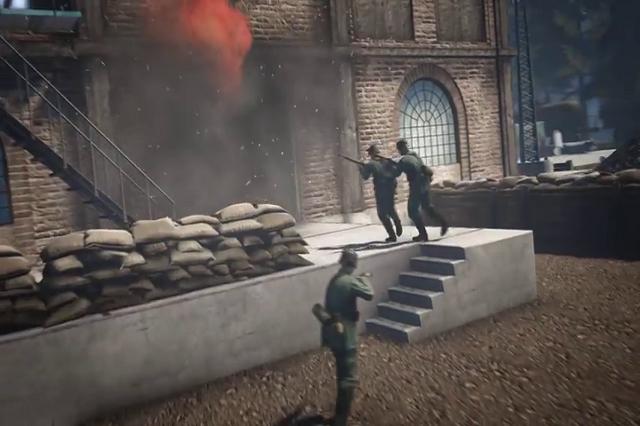 تحميل لعبة هيروزاند جنرال Heroes & Generals للويندوز