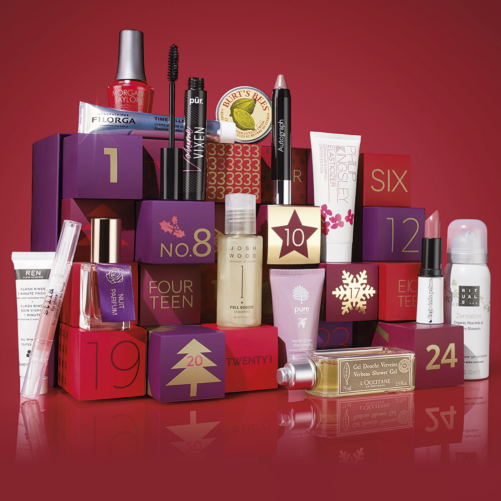 The best beauty advent calendars 2015 guide
