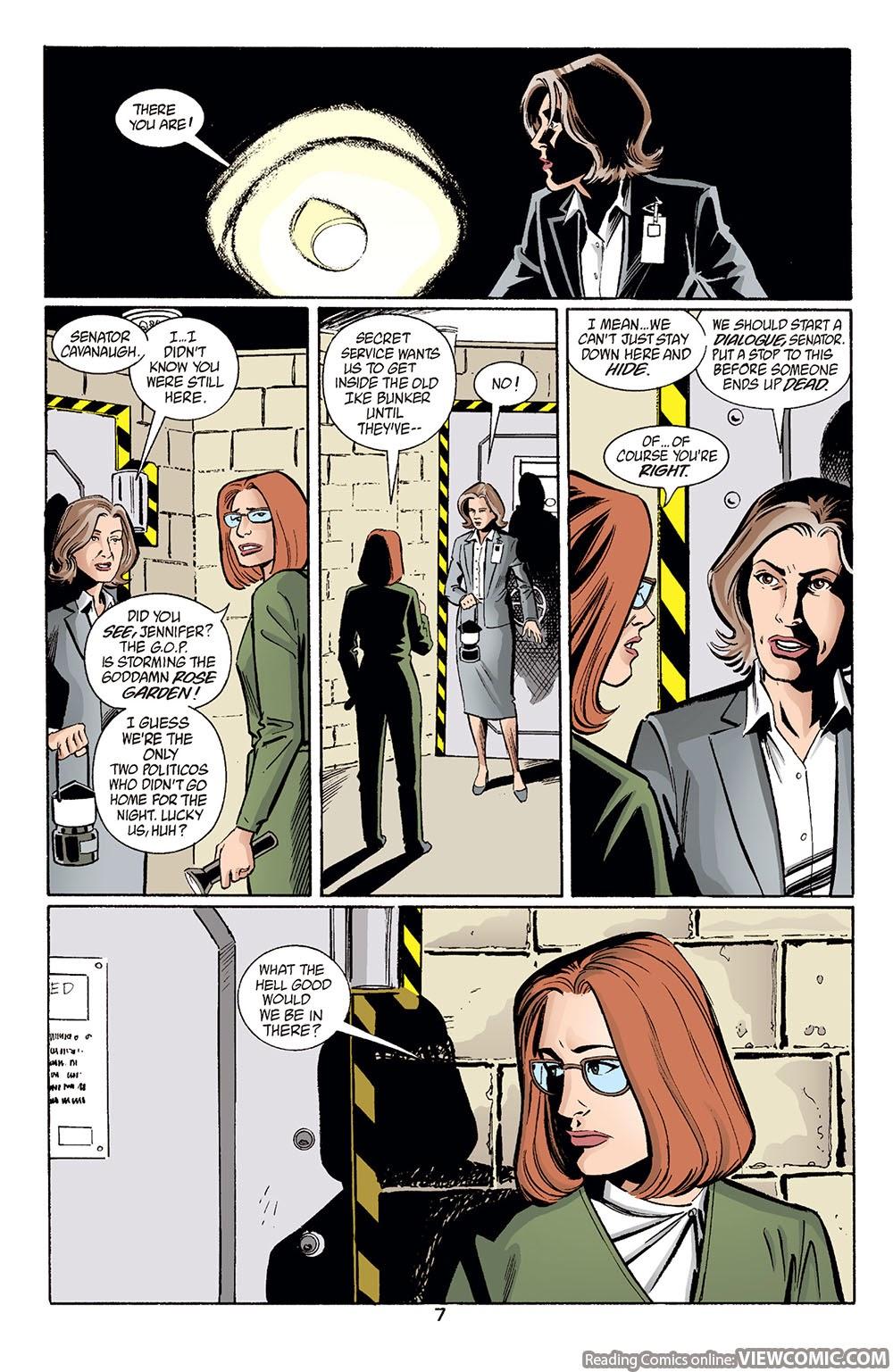 Y – The Last Man vol  01 – Unmanned (2003) | Viewcomic