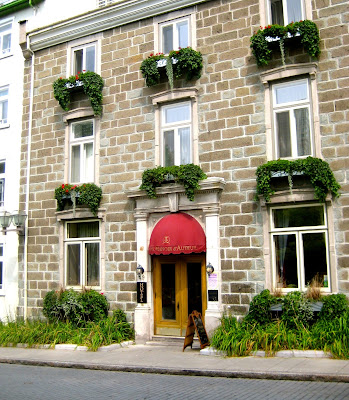 The Beautiful Stone Homes Of Quebec City