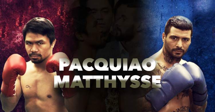 Pacquiao VS Matthysse: The fight of the year.