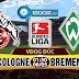 Soi kèo Cologne vs Bremen, 01h30 ngày 06/5 - Vòng 32 VĐQG Đức
