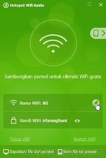 Cara Mudah Membuat WiFi di Laptop dengan Sekali Klik