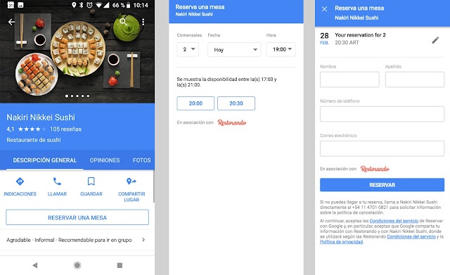 Google-maps-reservacion-restaurante