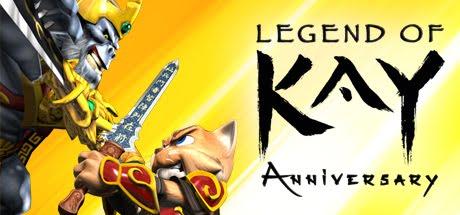 Baixar Legend of Kay Anniversary (PC) 2015 + Crack