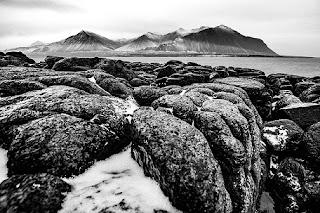 icelandic volcanic rock