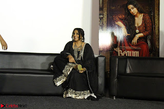 Vidya Balan at Trailer launch of move Begum Jaan 012.JPG