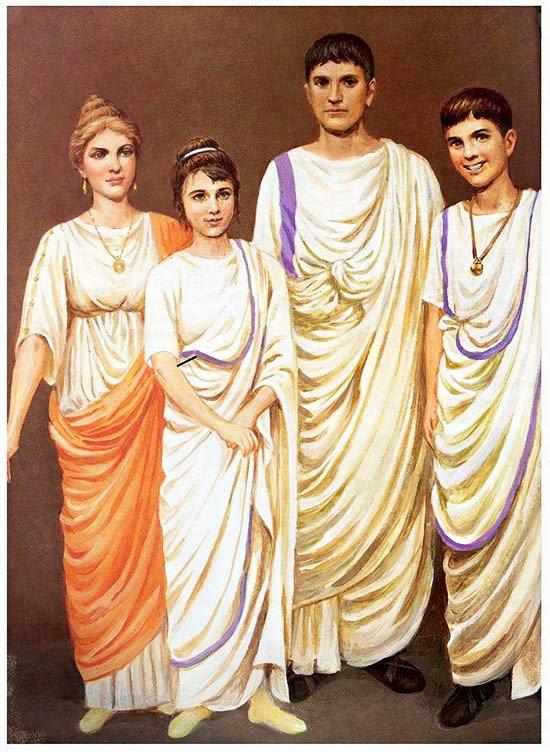 Matrimonio Diritto Romano Simone : Diritto romano famiglia romanoimpero