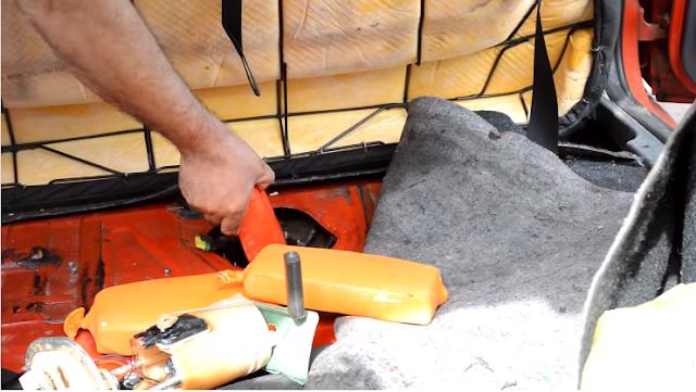 Homem é preso pela PRE de Iporã transportando crack em tanque de combustível