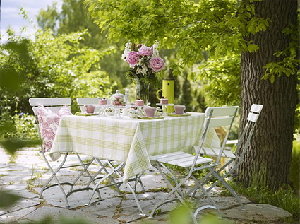 Outdoor Party Spring Tables Decoration For Adults 8