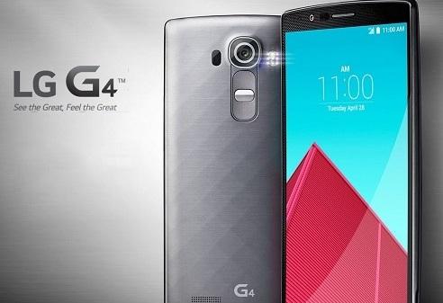 Harga HP LG G4 Tahun 2017 Lengkap Dengan Spesifikasi RAM 3GB 4G LTE