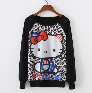Gambar Baju Hello Kitty Untuk Remaja 8