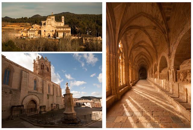 Monasterios de la Ruta del Cister