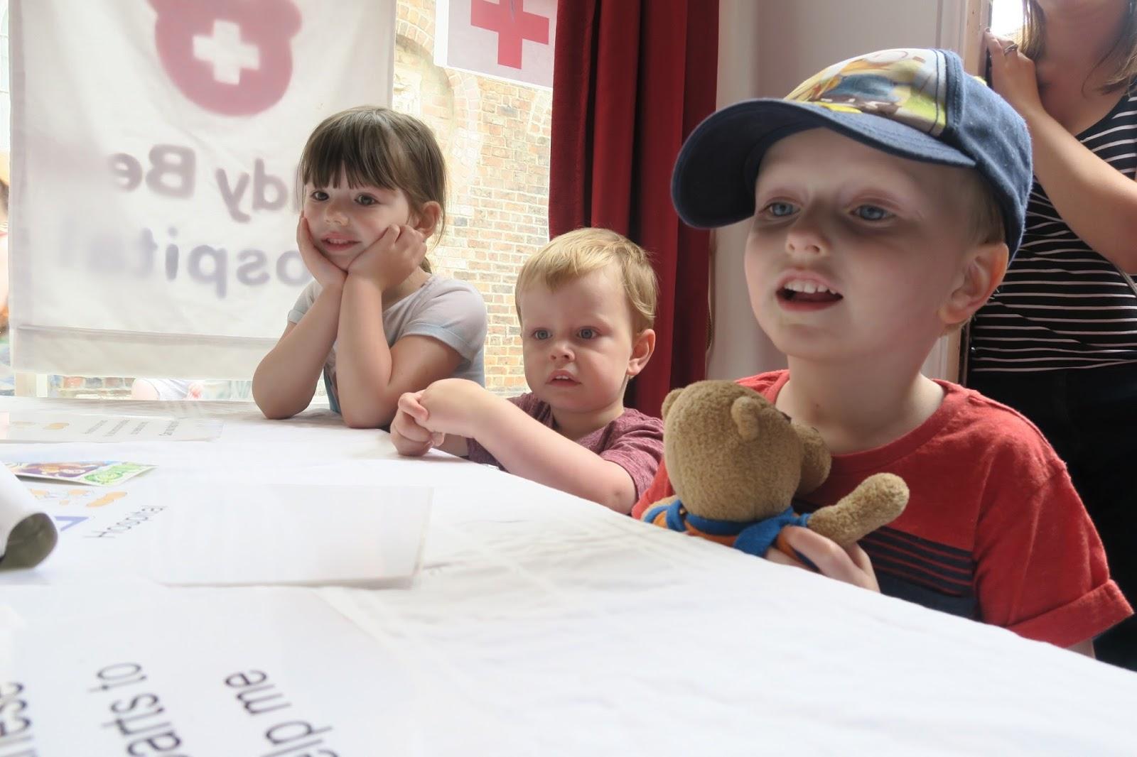 Preston Park Museum | Teddy Bears Picnic - A Review - teddy bear hospital
