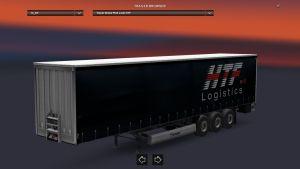 Krone HTF Logistics Trailer