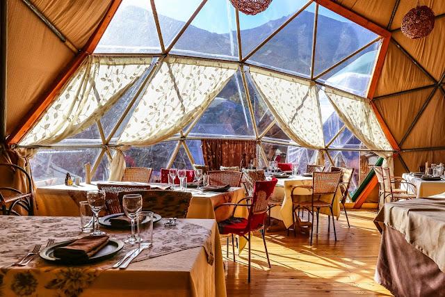 Trạm cuối cùng của Eco Camp nằm ở thị trấn Lucamabama thuộc thung lũng Santa Teresa. Cafe Eco Camp được bao quanh bởi các trang trại địa phương sản xuất nhiều loại sản phẩm từ cà phê đến trái cây nhiệt đới và mật ong.