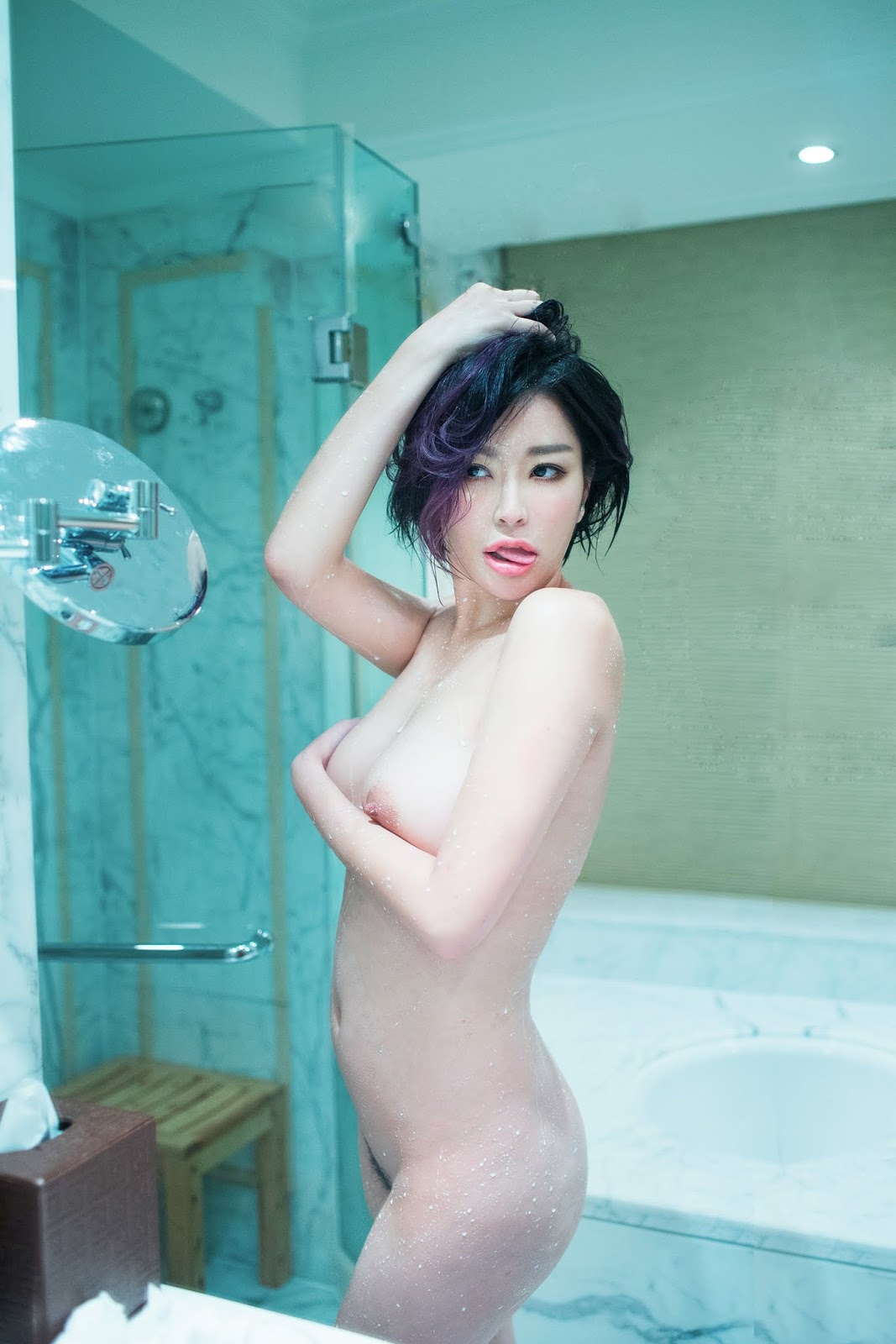 026 - Nude Girl TUIGIRL NO.45 Sexy Love Pussy