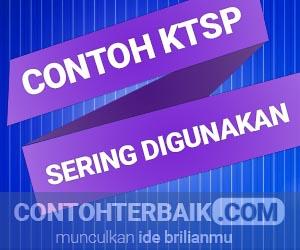 Contoh KTSP