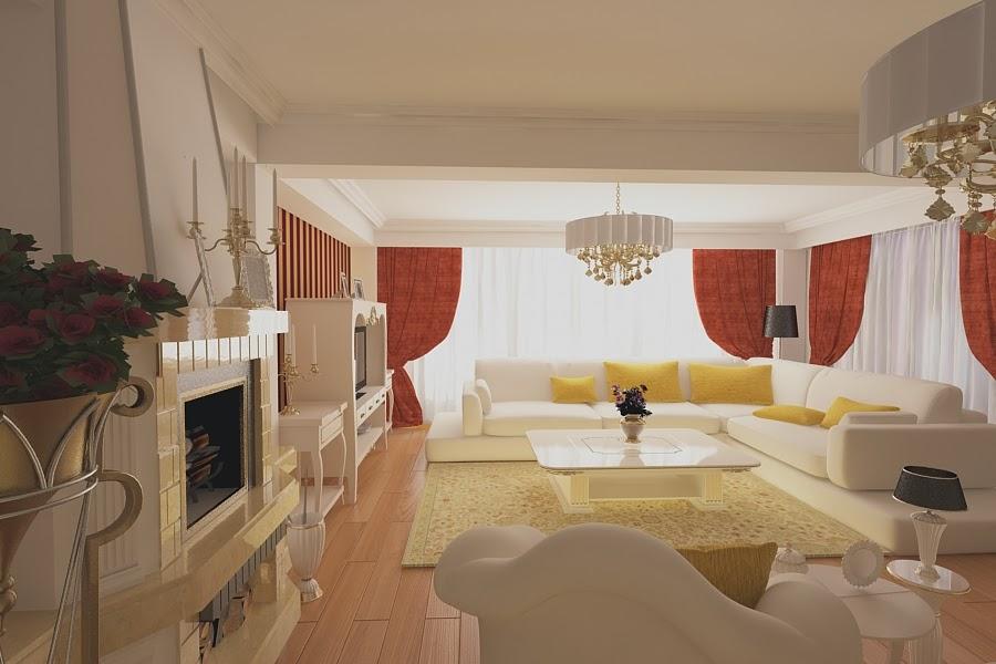 Amenajari Interioare - Arhitect Constanta / Proiecte design interior apartamente stil clasic