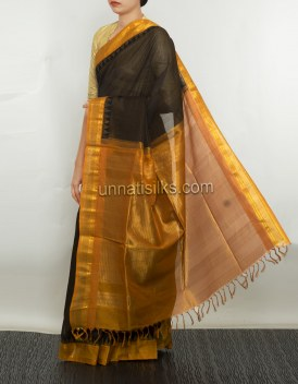 Online shop for exclusive cotton silk sarees collection by