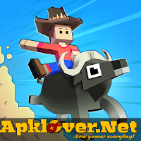 Rodeo Stampede MOD APK unlimited money