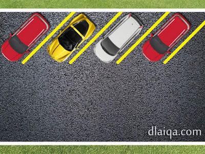 Fun Driving: Parkir Serong (Miring)